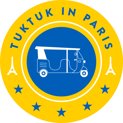 tuktuk in paris choose book online. Black Bedroom Furniture Sets. Home Design Ideas